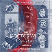 HARPER, DON - DOCTOR WHO: THE INVASION O.S.T.