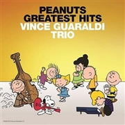 GUARALDI, VINCE -TRIO- - PEANUTS GREATEST HITS