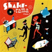 VARIOUS - SHAKE-O-RAMA, VOL. 3 (+CD)