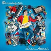 MANUDIGITAL - BASS ATTACK (2LP)