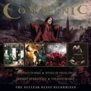 COMMUNIC - THE NUCLEAR BLAST RECORDINGS (4CD)