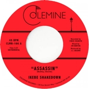 IKEBE SHAKEDOWN - (CLEAR) ASSASSIN/VIEW FROM ABOVE