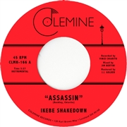 IKEBE SHAKEDOWN - ASSASSIN/VIEW FROM ABOVE