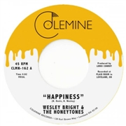 BRIGHT, WESLEY -& THE HONEYTONES- - (BLACK) HAPPINESS/YOU DON'T WANT ME