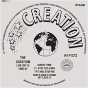 CREATION - LIVE ON TV 1966-67