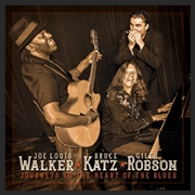 WALKER, JOE LOUIS/BRUCE KATZ/GILES ROBSON - JOURNEYS TO THE HEART OF THE BLUES
