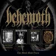 BEHEMOTH - METAL MIND YEARS (4CD)