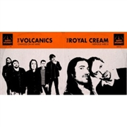 ROYAL CREAM/VOLCANICS - SPLIT