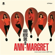 ANN-MARGRET - AND HERE SHE IS