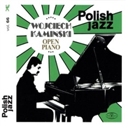 KAMINSKI, WOJCIECH - OPEN PIANO