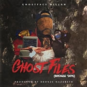 GHOSTFACE KILLAH - GHOST FILES (2LP)