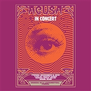 AGUSA - IN CONCERT (CLEAR)