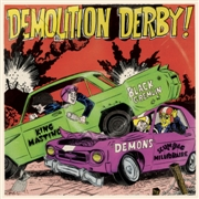 "VARIOUS - DEMOLITION DERBY! (10"")"