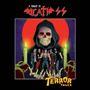 VARIOUS - TERROR TALES: A TRIBUTE TO DEATH SS (4LP)