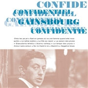 GAINSBOURG, SERGE - CONFIDENTIEL