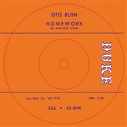 RUSH, OTIS - HOMEWORK/I HAVE TO LAUGH