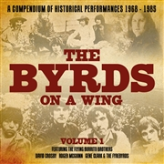 BYRDS/FLYING BURRITO BROTHERS/FYREBIRDS - THE BYRDS ON A WING (8CD)