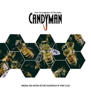 GLASS, PHILIP - CANDYMAN O.S.T.