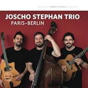 STEPHAN, JOSCHO -TRIO- - PARIS-BERLIN
