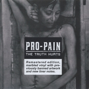 PRO-PAIN - THE TRUTH HURTS (+CD)