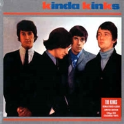 KINKS - KINDA KINKS (COL)