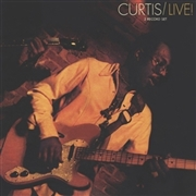 MAYFIELD, CURTIS - CURTIS/LIVE! (2LP/ASH)