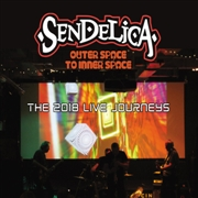 SENDELICA - OUTER SPACE TO INNER SPACE (2CD+DVD)