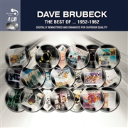 BRUBECK, DAVE - BEST OF 1952-1962 (4CD)