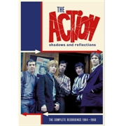 ACTION (UK) - SHADOWS AND REFLECTIONS (4CD)