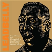LEAD BELLY - SINGS FOLK SONGS