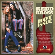 REDD KROSS - HOT ISSUE (BLACK)