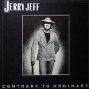 WALKER, JERRY JEFF - CONTRARY TO ORDINARY