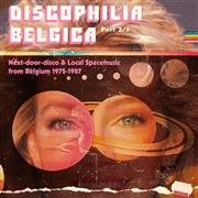 VARIOUS - DISCOPHILIA BELGICA (PART 2) (2LP)