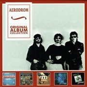 AERODROM - ORIGINAL ALBUM COLLECTION (5CD)