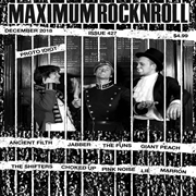 MAXIMUM ROCK'N'ROLL - ISSUE 427
