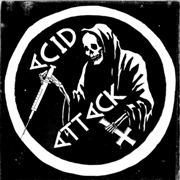 ACID ATTACK - (BLACK) SUBURBIA'S DREAM/WARSAW