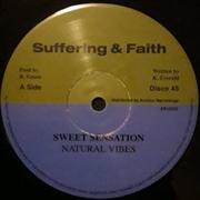 NATURAL VIBES - SWEET SENSATION/VERSION