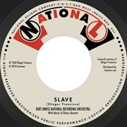 INNISS, BERT -NATIONAL RECORDING ORCHESTRA-/MIGHTY SPARROW - SLAVE/THE SLAVE