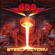U.D.O. - STEELFACTORY (2LP/WHITE)