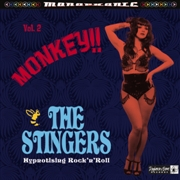 STINGERS - VOL. 2: MONKEY!!
