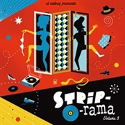 VARIOUS - STRIP-O-RAMA, VOL. 3 (+CD)