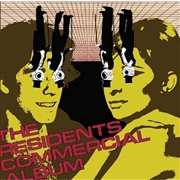 RESIDENTS - COMMERCIAL ALBUM (2CD PRESERVED EDITION)