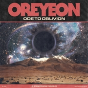 OREYEON - ODE TO OBLIVION (GREEN FLUO)