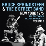 SPRINGSTEEN, BRUCE -& THE E STREET BAND- - NEW YORK 1975, VOL. 2 (2LP)