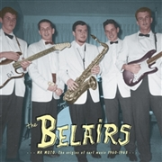 BELAIRS - MR. MOTO (+CD)