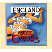 ENGLAND - BOX OF CIRCLES