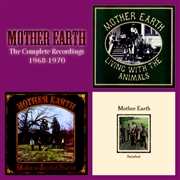 MOTHER EARTH - COMPLETE RECORDINGS 1968-1970 (2CD)