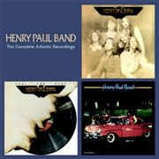PAUL, HENRY -BAND- - COMPLETE ATLANTIC RECORDINGS (2CD)
