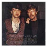 BOWIE, DAVID -WITH STEVIE RAY VAUGHAN- - 1983 REHEARSAL BROADCAST (2LP)