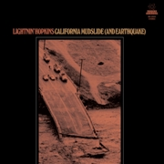 HOPKINS, LIGHTNIN' - CALIFORNIA MUDSLIDE (AND EARTHQUAKE)